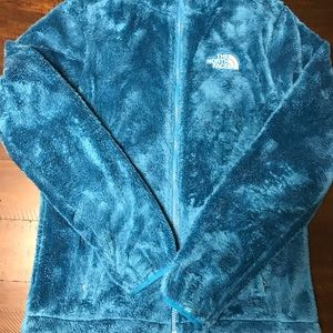 The North Face women bright Blue Jacket